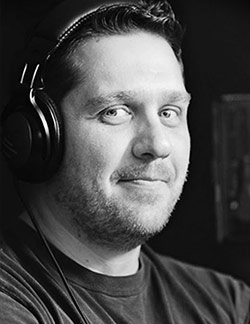 Speaker - Mikey Borup